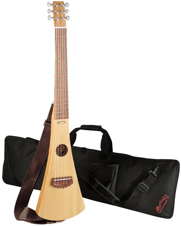 martin 11gcbc nylon string classical backpacker travel guitar with gig bag. Black Bedroom Furniture Sets. Home Design Ideas