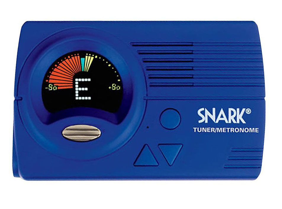 snark sn 3 chromatic acoustic or electric guitar bass metronome tuner combo ebay. Black Bedroom Furniture Sets. Home Design Ideas