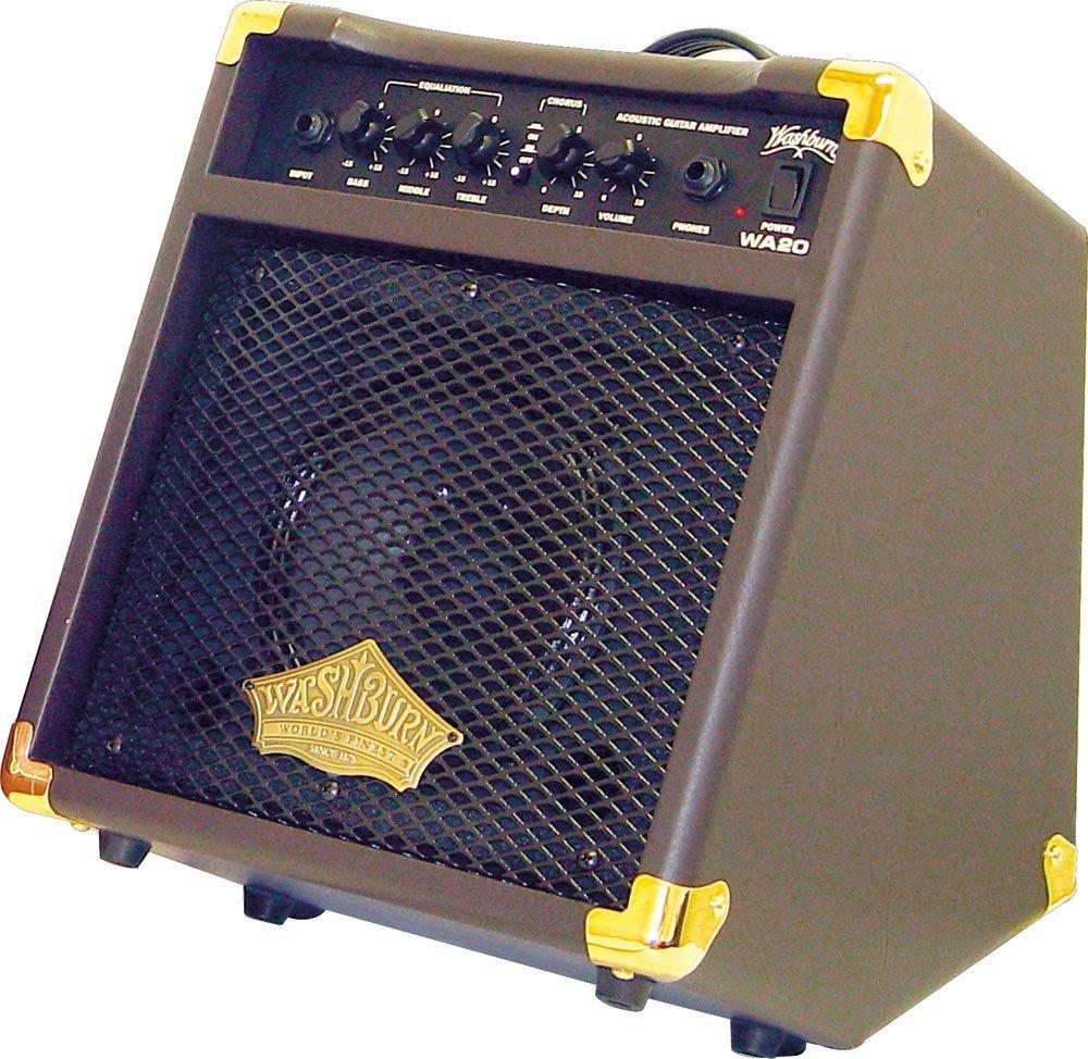 washburn wa20 acoustic guitar amplifier amp ebay. Black Bedroom Furniture Sets. Home Design Ideas