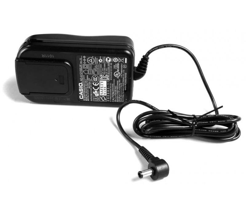 genuine casio ada12150lw keyboard power adapter supply cord plug for px series ebay. Black Bedroom Furniture Sets. Home Design Ideas
