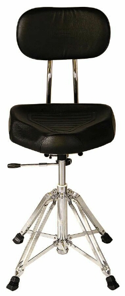 Percussion Plus Adt330 Padded Hydraulic Adjustable Drum