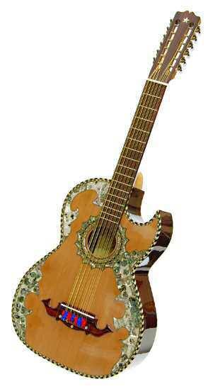 paracho elite alvarado 12 string solid cedar top bajo sexto guitar. Black Bedroom Furniture Sets. Home Design Ideas