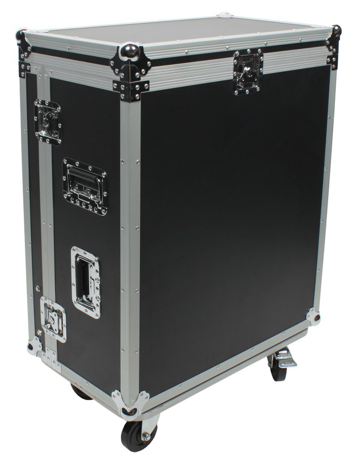 Osp Ata Flight Road Tour Case W Casters And Doghouse For