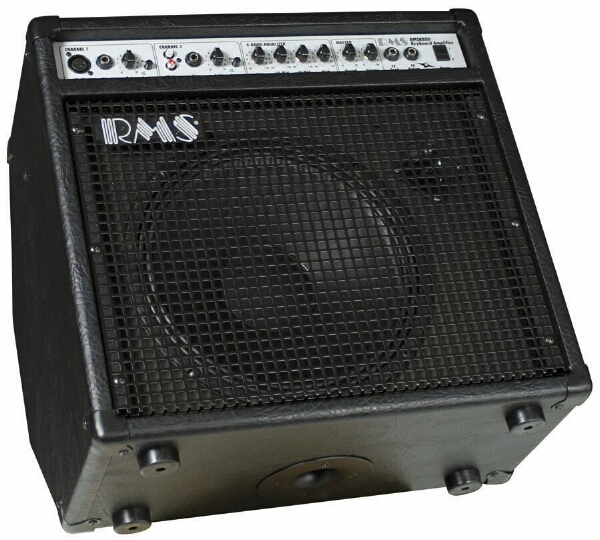 rms 80 watt keyboard or bass amp amplifier with 12 celestion speaker woofer ebay. Black Bedroom Furniture Sets. Home Design Ideas